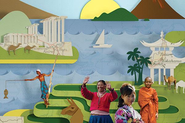 Familiereizen Noord-Amerika en Oceanië