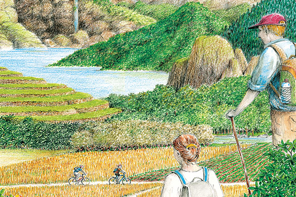 Wandelreis Azoren
