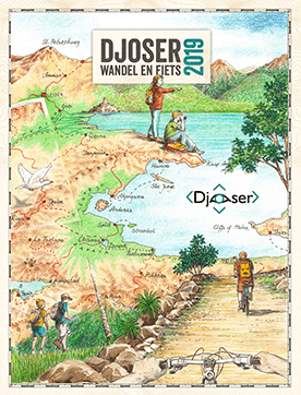 Djoser Wandel en Fietsreizen