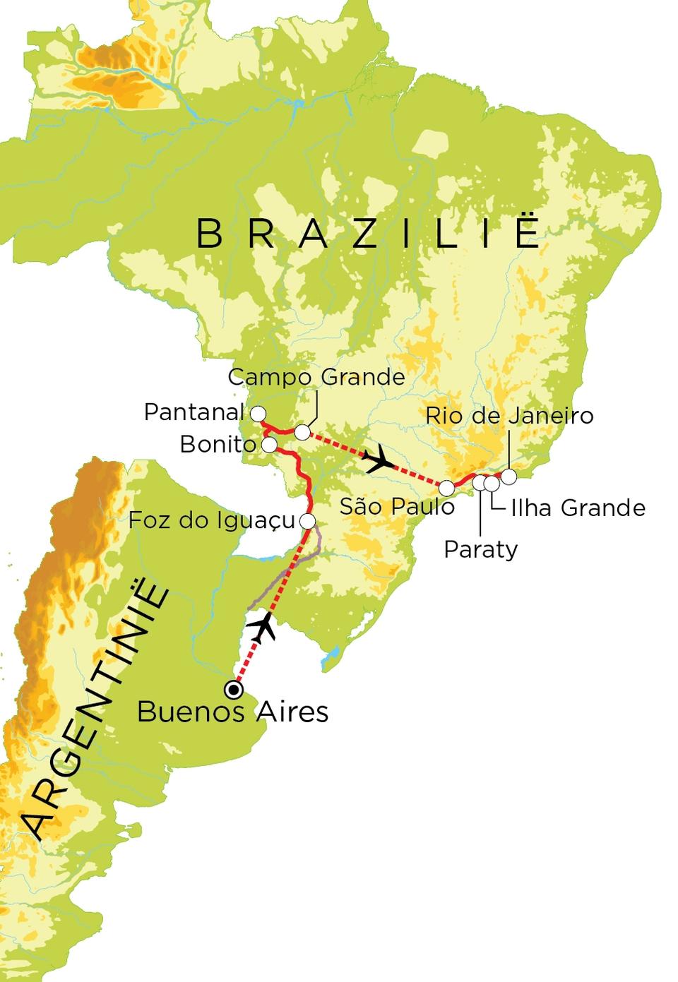 Vakantie Brazilië & Argentinië met de kinderen | Djoser Family