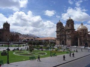 De Plaza de Armas