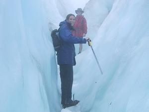 Fox Glacier - wandeling