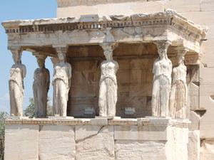 Athene - Kariatiden