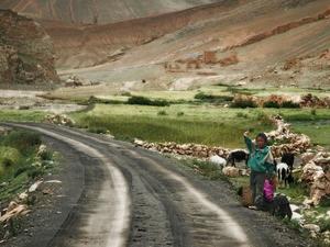 33 Onderweg Tibet