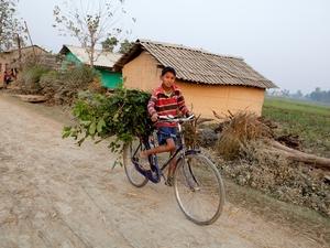 18 Onderweg Nepal