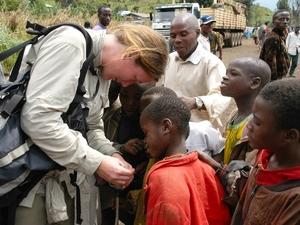 24 - Congo - plaatjes kijken