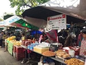 Bangkok eetstalletjes
