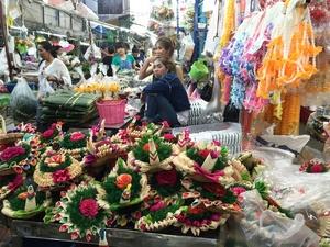 Bangkok stalletje