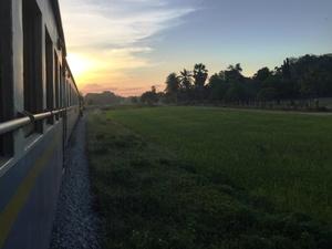Kanchanaburi treinrit (optioneel)
