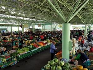 Tiraspol markt Moldavie