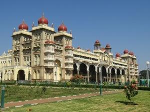 Maharadjapaleis Mysore