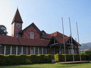 Postkantoor Tudorstijl Nuwara Eliya