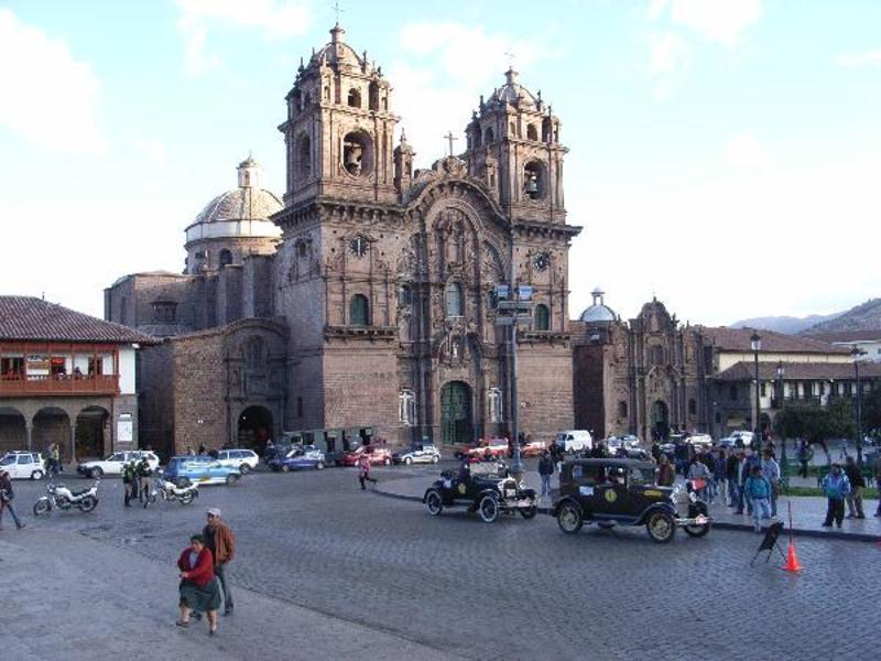 Bye Bye Cusco