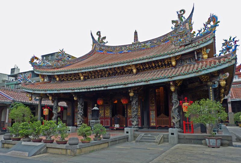 Baoan tempel