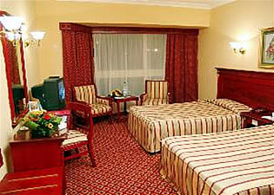 Jordanie hotel accommodatie Djoser