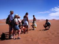 Namibie Sossusvlei Djoser Family Selfdrive