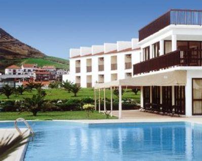 Hotel Azoren Djoser accommodatie