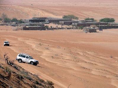Oman Dubai Woestijn DJoser