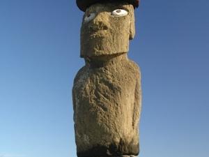 Paaseiland - Moai