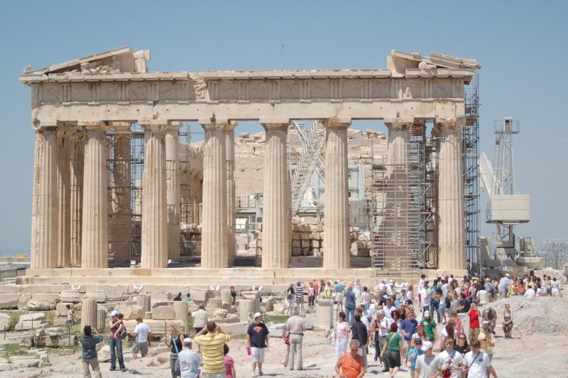 Athene - Parthenon