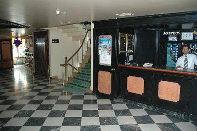 Turkije hotel accommodatie lobbyDjoser