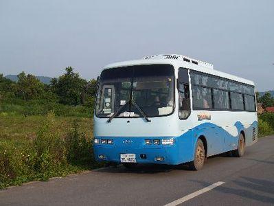 Vietnam Laos en Cambodja rondreis busvervoersmiddel Djoser