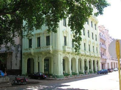 Cuba stadshotel Havana Djoser