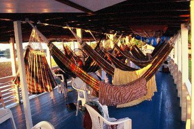 Costa rica amazone overnachting accommodatie Djoser
