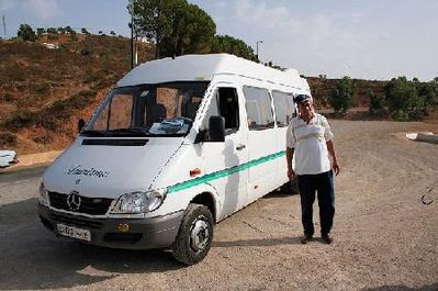Busje Marokko