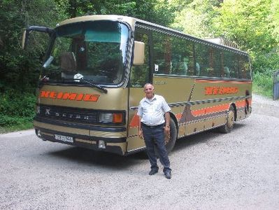 Armenie en Georgie busvervoer Djoser