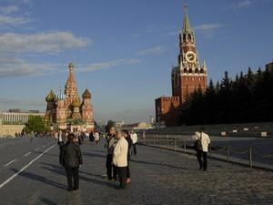 Moskou Rode Plein