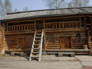 Openlucht museum Irkutsk II