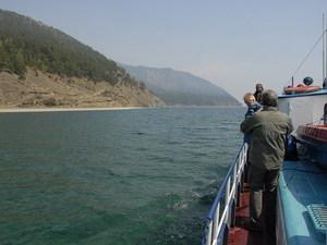 Boottocht Baikalmeer