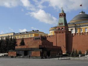 Moskou Mausoleum Lenin