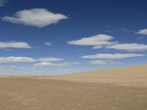 Woestijn/ Lucht