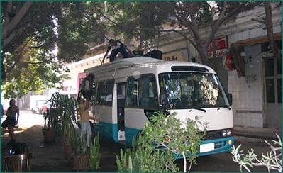 Bus Egypte