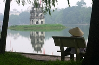 Hoan Kiem maar Hanoi Vietnam Djoser
