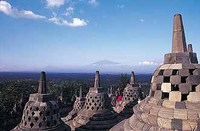 Borobudur Java Djoser