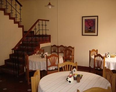 Peru overnachting hotel accommodatie Djoser