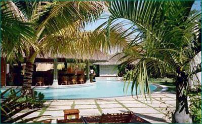 Madagascar mauritius hotel accommodatie overnachting zwembad Djoser