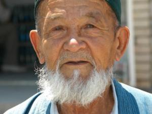 Uzbeekse man