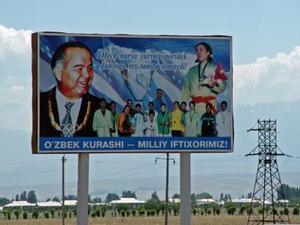 president Karimov
