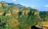 Zuid Afrika Blyde River Canyon Djoser
