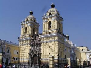 Lima - San Francisco Kerk