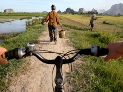 Fietsreis Vietnam en Cambodja
