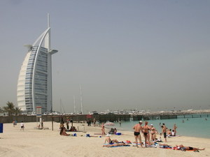 Burj Dubai, 7-sterren!