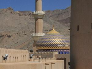 de moskee van Nizwa