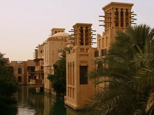het oude paleis van de emir