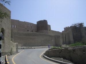 het fort van Jabrin