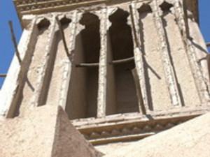 Iran - Yazd - toren der stilte